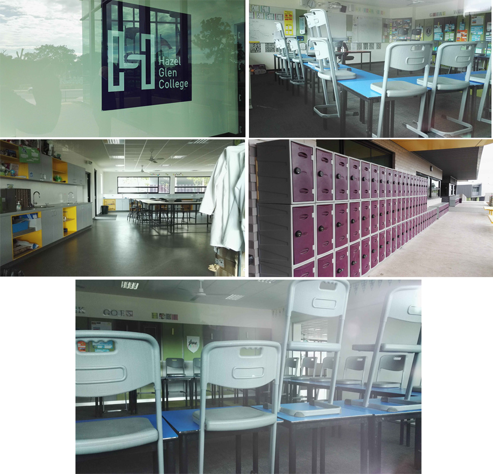 classroom furniture factory