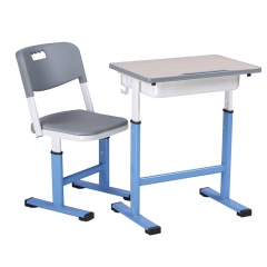 height adjustable student desk