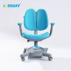 School Chair with Wheels