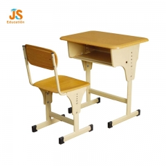 height adjustable classroom desk