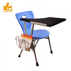 study chair with tablet