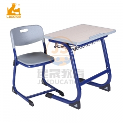 Knockdown classroom desk